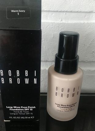 Тональный крем bobi brown 01