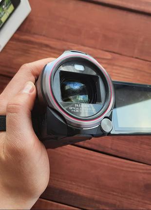 Відеокамера PANASONIC HC-V770 Black Гарантія на 2 роки!