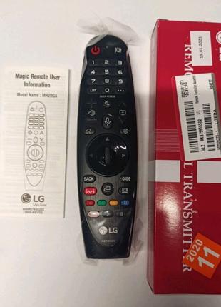 Пульт  LG Magic Remote AN-MR20GA