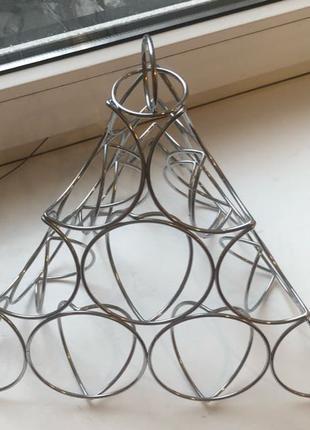 Фруктовница-пирамидка