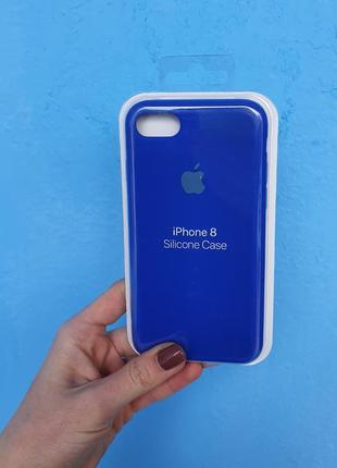 Чехол silicone case для айфон iphone 7 / 8 / se 2