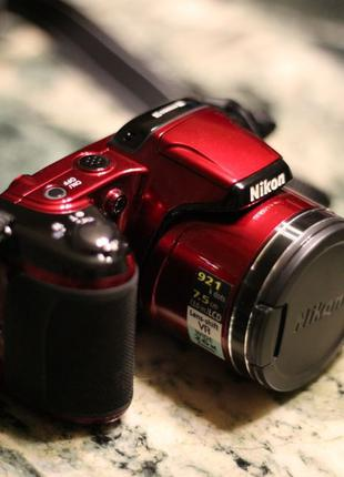 Nikon Coolpix L810 фотоапарат