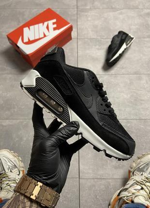 Nike air max 90 black white