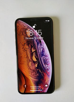 IPhone Xs 64 Gb Gold