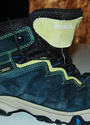 Meindl деми ботинки 38 размер