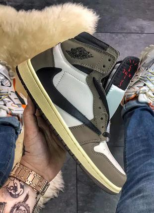 """Nike air jordan 1 high og """"cactus jack"""""""