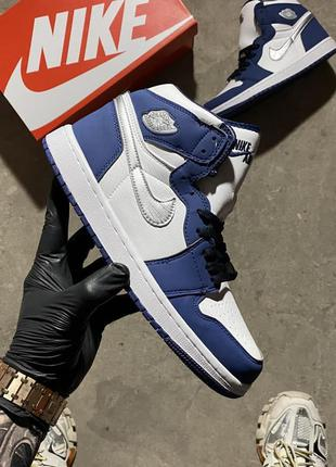 "Nike air jordan 1 mid og japan ""midnight navy"""