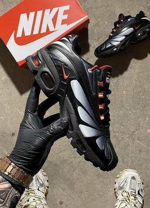 Nike air max tn plus black