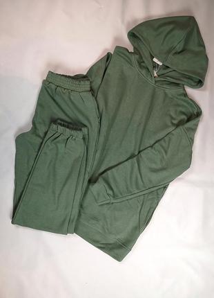 Костюм худи джогеры брюки толстовка кофта спорт весна лето