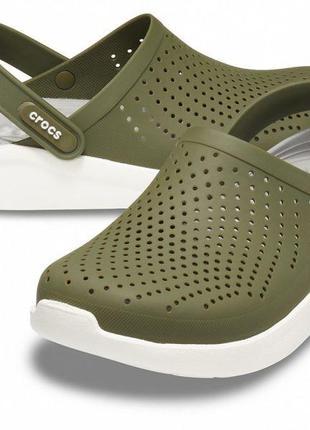 Crocs literide clog army 38-45