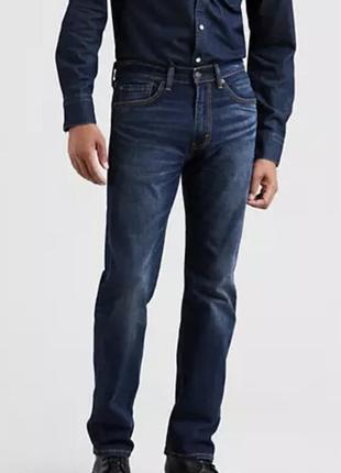 Джинси чоловічі levi's 505 regular джинсы мужские левис оригінал