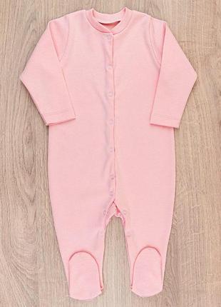Розовый человечек для девочки