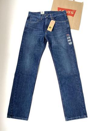 Джинси чоловічі levis 505 regular джинсы мужские левис оригінал