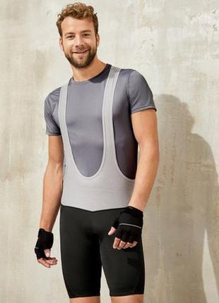 Спортивные мужские вело шорты-комбинезон от crivit pro германи...