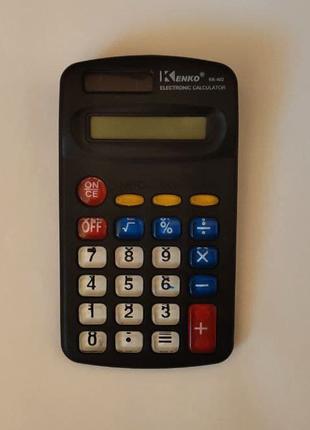 Калькулятор настольный КК-402А