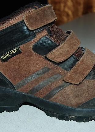 Деми ботинки adidas gore tex 31 размер