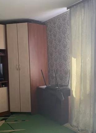Комната в общежитии с ремонтом