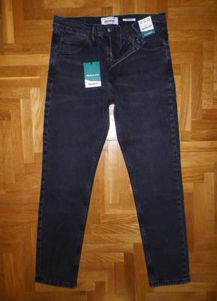 Джинсы мужские PULL & BEAR (Regular Fit) W32