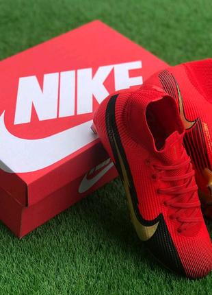 Nike Mercurial Vapor 13 наложка