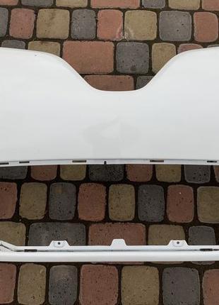 Бампер передний в наличии Renault Zoe Рено Зоя бампер бу в...