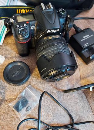 Фотоаппарат Nicon D7000, Фотик Никон Д7000 идеальное состояние