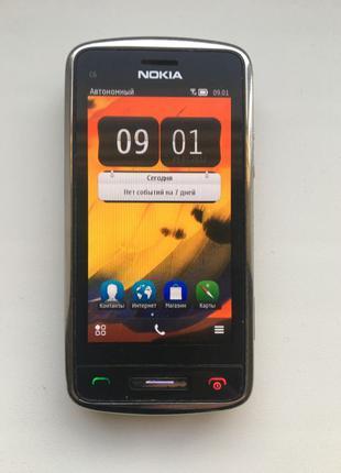 Nokia c 6-01