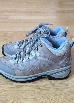 Кожаные ботинки the north face оригинал 37 размера