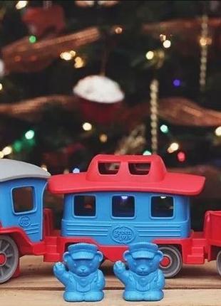 Поезд Green Toys