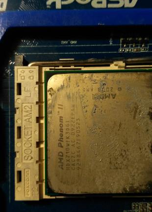 процессор amd phenom ll x3 710
