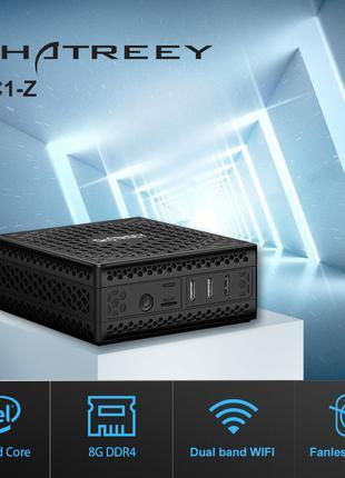 Mini PC AC1-Z Intel J4125 Windows 10 8Гб ОЗУ+256Гб WiFi/Bluetooth