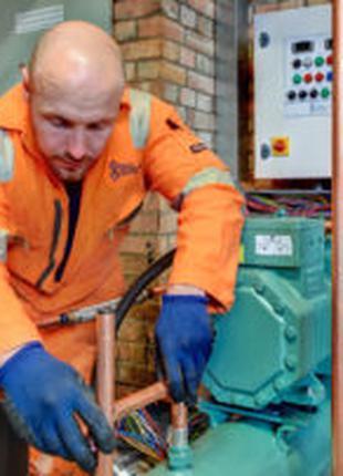 Ремонт промышленных холодильных компрессоров (битцер, фраскольд)