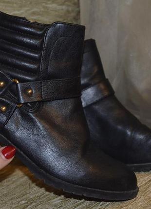 Стильные демисезонные ботинки h&m 37 р.