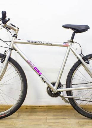 Горный велосипед 26 Alu Bike 21Gang Б/у