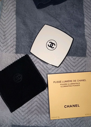 Пудра хайлайтер Chanel