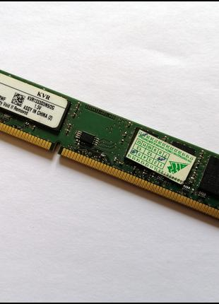 DDR3 2Gb Kingston 1333 1.5v