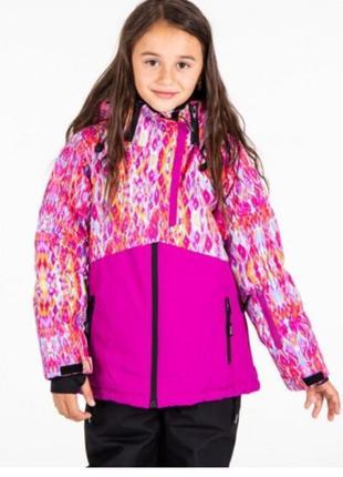 Термо куртка горнолыжная подростковая just play