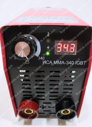 Сварочный инвертор Техпром ММА-340