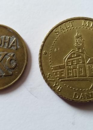 Депозитна монета 1 крона