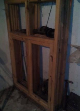 Рама балконная, рама оконная