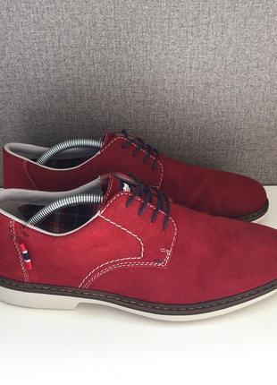 Чоловічі туфлі rieker мужские туфли