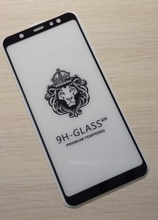 Защитное 5D стекло Samsung A605 GALAXY A6+ Plus, J810 Galaxy J8