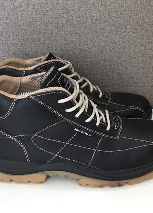 Чоловічі черевики aboutblu мужские ботинки
