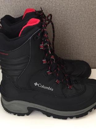 Чоловічі черевики columbia bugaboot мужские ботинки сапоги