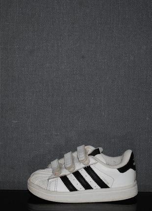 Кроссовки adidas super star 23 р