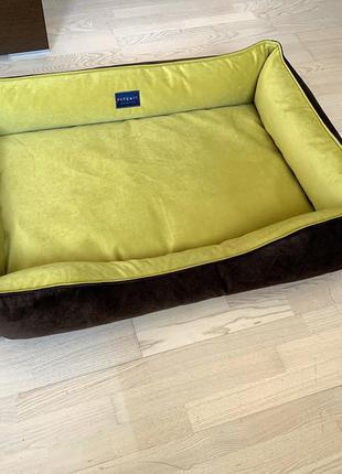 Двусторонний лежак pet-art sleeper размер 70x100 двухцветный к...