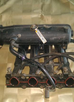 Впускной коллектор ресивер Chevrolet Aveo Шевроле Авео 1.2 B12S1