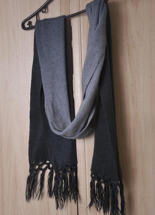 Мягкий  шарфик 👍
