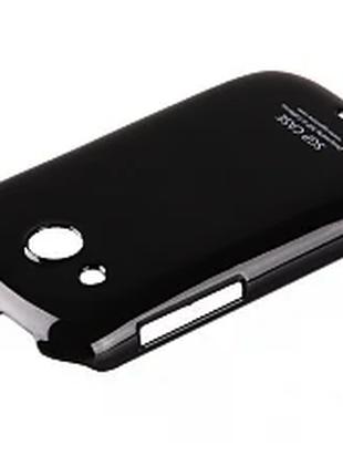 Чехол-накладка  SGP HTC Desire C A320e -черный