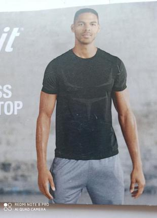 Мужская спортивная футболка crivit.