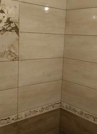 Укладка плитки и обще строительные работы